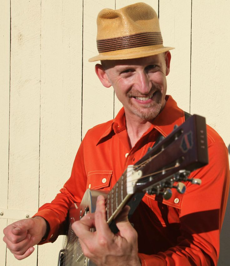 Wednesday, August 13 - Reading, Writing and Rockin' with Mister G. Original songs ranging from funk to bluegrass, to surf and world music.