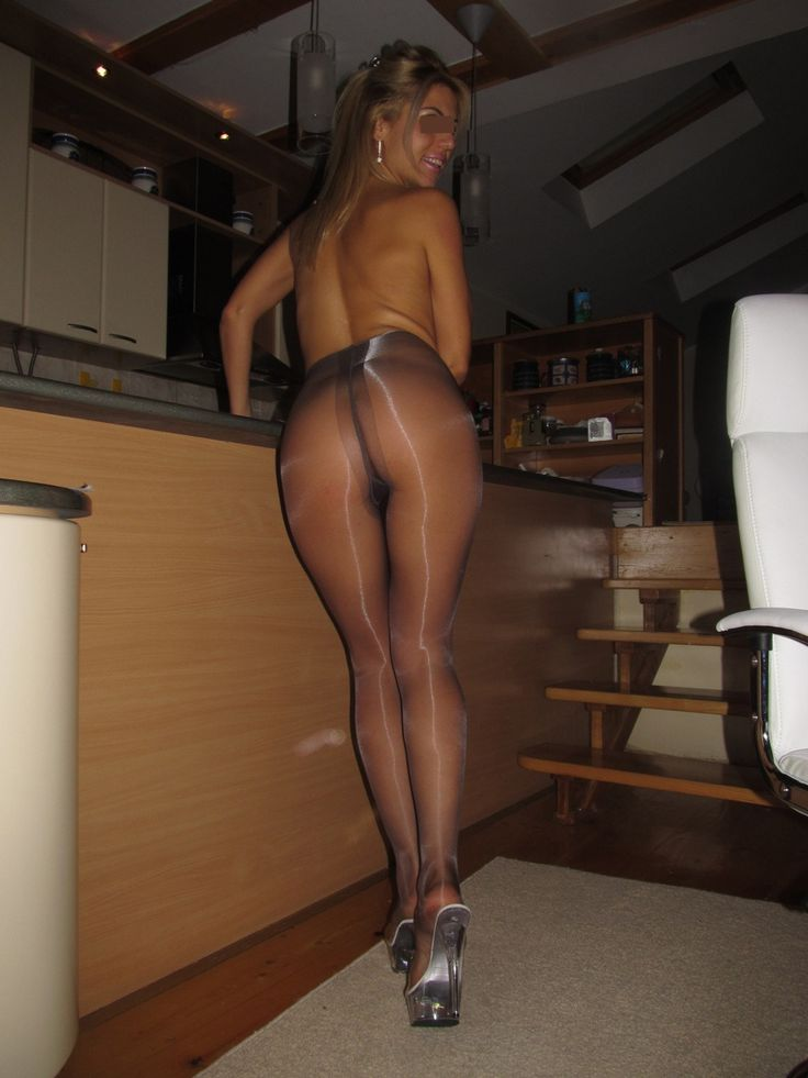 Thats bigger Round butts pantyhose nylons sex kepper!