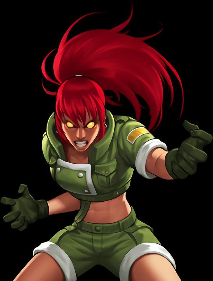 Orochi Leona