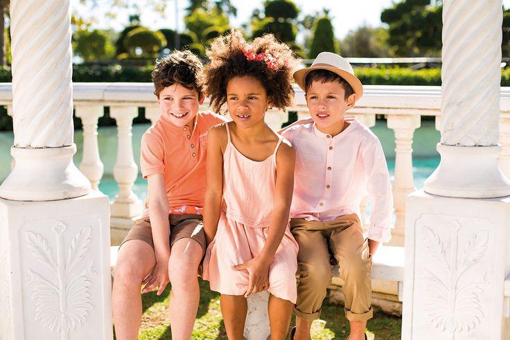 Moda Infantil. Familia Ciao Venezia