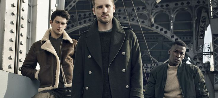 This Season's 6 Best Men's Coat Styles