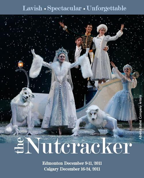 Alberta Ballet Nutcracker