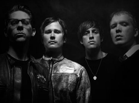 """angels & airwaves. I heard them for the first time at my cousin's wedding (first dance was to """"Clever Love""""). Amazing."""