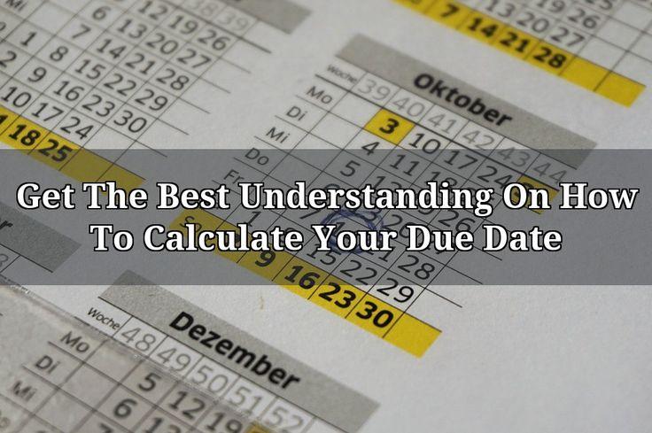 Due date calculator week by week in Wellington