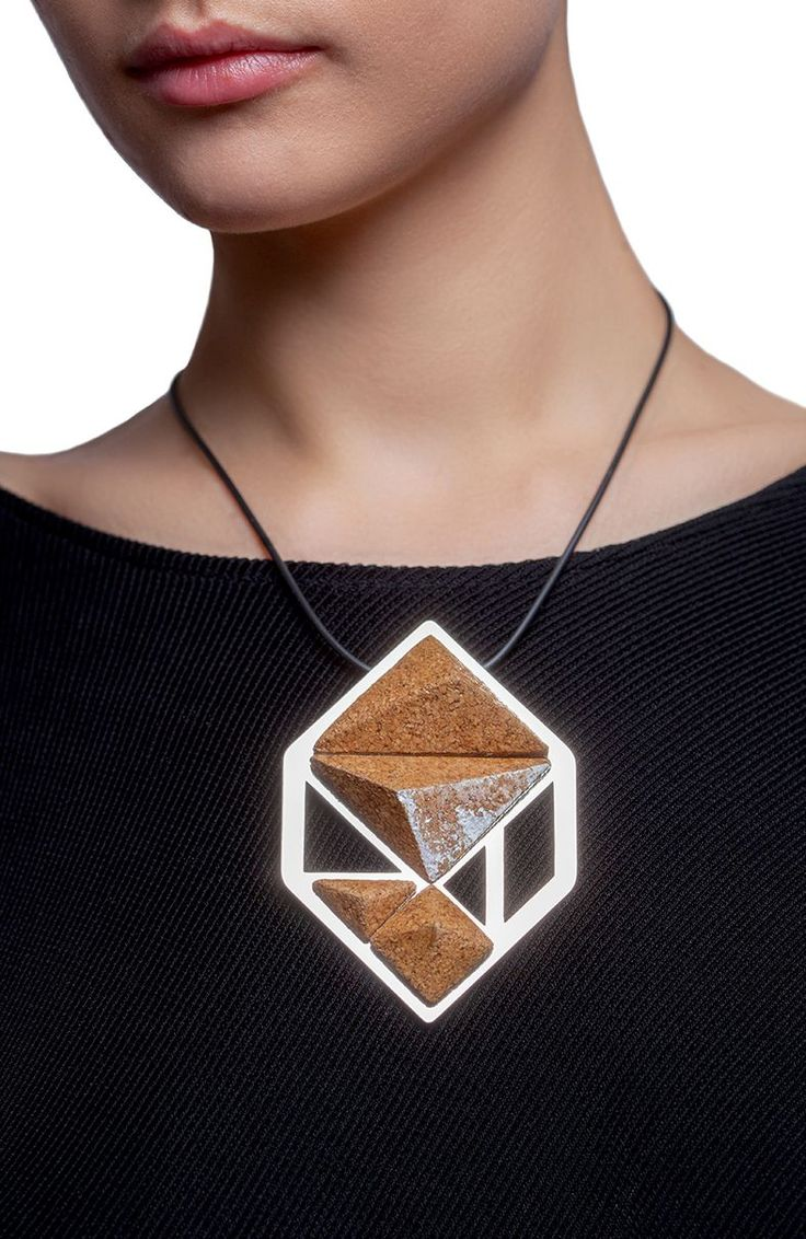 Happiness Necklace via LIFE IN MONO. Click on the image to see more!