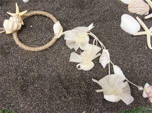 Picture of Χειροποίητες μπομπονιέρες γάμου στεφανάκι