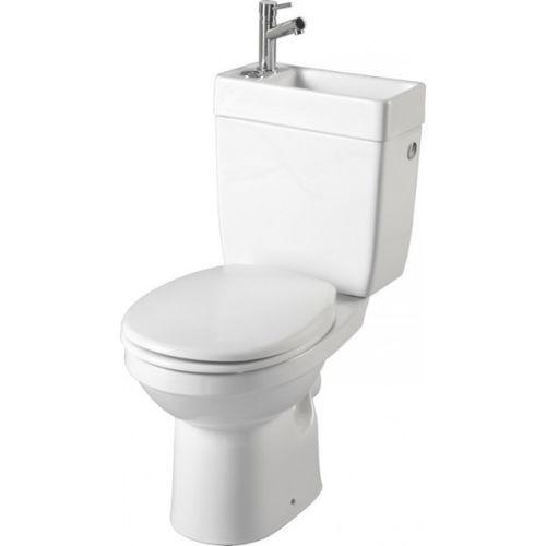 Pour acheter votre PlaneteBain - Pack Wc 2 en 1 lave mains + abattant frein de chute - sortie horizontale pas cher et au meilleur prix : Rueducommerce, c'est le spécialiste du PlaneteBain - Pack Wc 2 en 1 lave mains + abattant frein de chute - so...