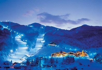 Mavrovo ski center