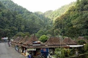 Kawasan wisata Kaliurang, Yogyakarta, udaranya sejuk dan bersih, sangat nyaman untuk menenangkan pikiran