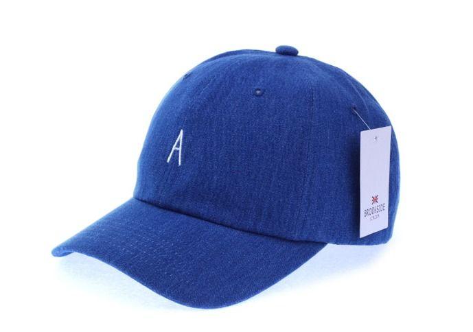 A Logo Blue Ball Cap - Baseball Cap / Casual Cap / Couple Cap / Student Cap #Unbranded #Simple