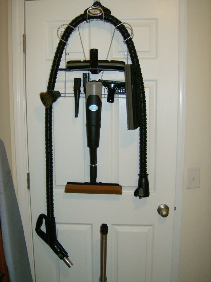 how to store vacuum cleaner attachments - Google Search