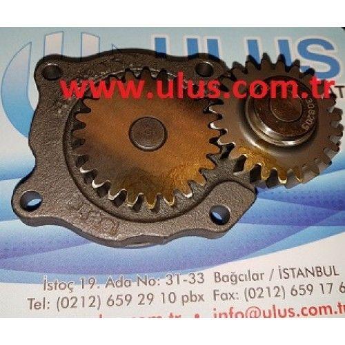 6738-51-1100 Motor Yağ Pompası Komatsu