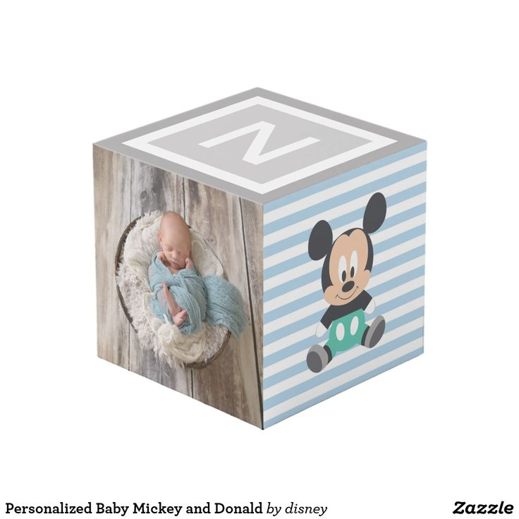 80 best custom disney babys 1st birthday images on pinterest personalized baby mickey and donald negle Image collections