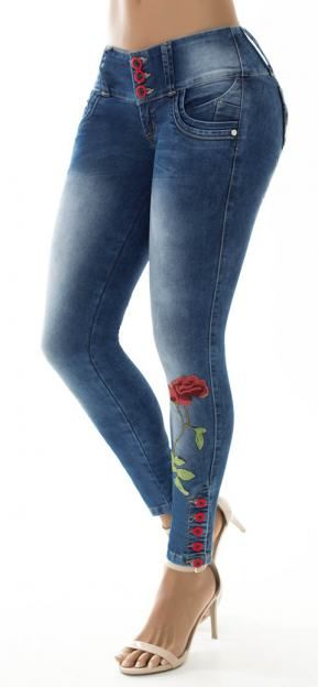 Jeans levanta cola WOW 86187