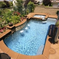 Best 25+ Small Backyard Pools Ideas On Pinterest | Small Pools, Small Pool  Ideas And Backyard Pool Designs