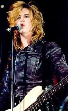 Duff McKagan early 80's