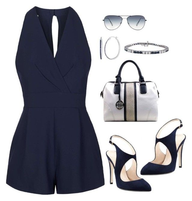 playsuit by gallant81 on Polyvore featuring polyvore, fashion, style, Topshop and clothing