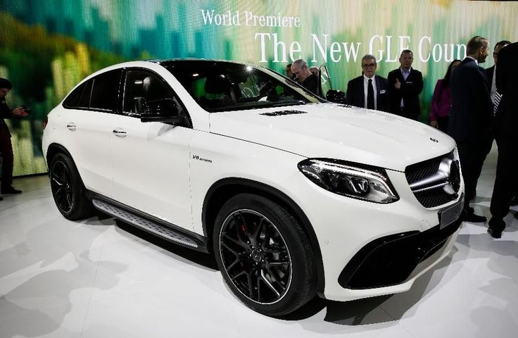 12 Hottest New Trucks And SUVs For 2016: Mercedes-Benz GLE-Class