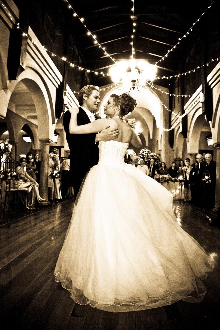 the 1st dance