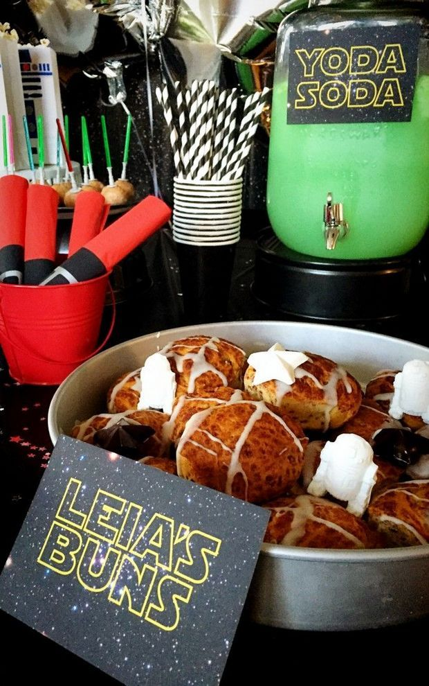 80+ Super Cool May 4th Be With You Party Ideas