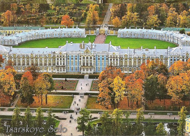 Catherine Palace- Russia