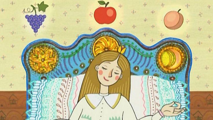 Magyar népmesék: Szóló szőlő, mosolygó alma, csengő barack