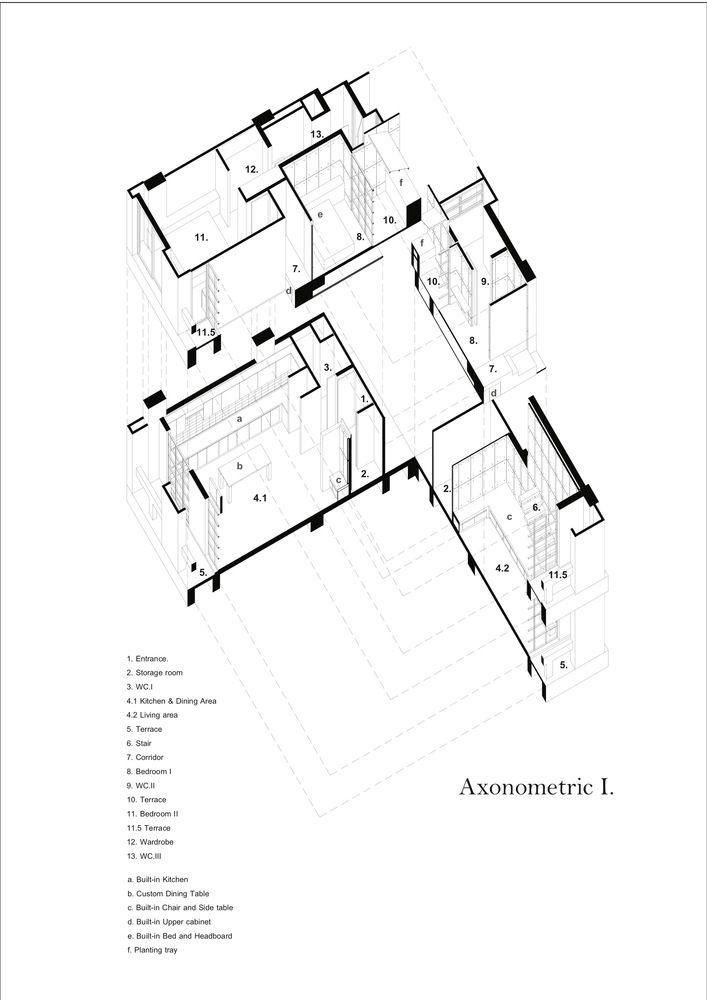 Gallery of Chef's Condominium Renovation / FATTSTUDIO - 24