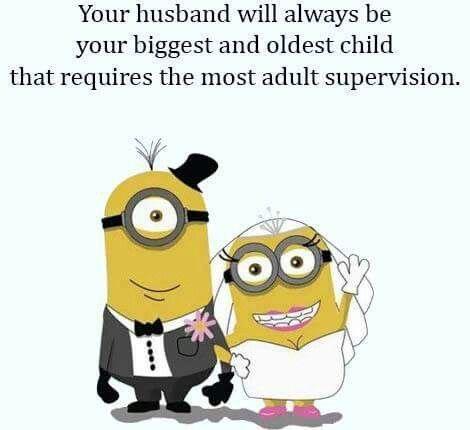 Husband Minions Pinterest