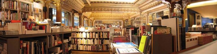 Librairie Tropismes, Bruxelles
