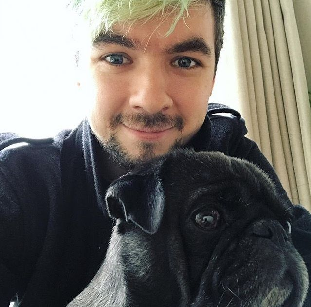 Aww Jackaboy and Edgar ❤️