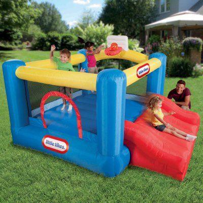 Little Tikes Jr. Sports Slide Bouncer - 630873C