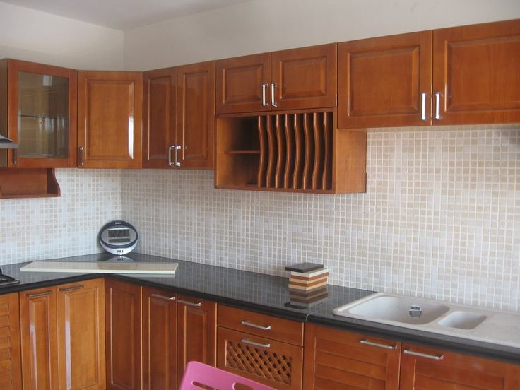 Modular Kitchen U Shaped Design. Part 67