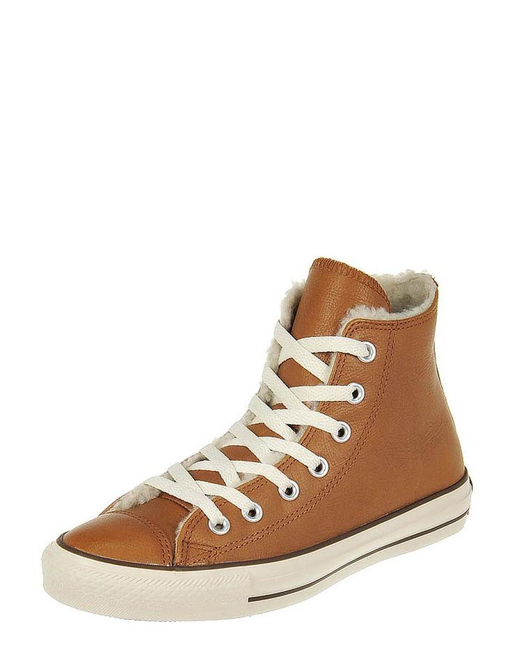 Top Converse hoge sneaker voor dames (Meerdere kleuren) Volwassenen sneakers van het merk Converse. Uitgevoerd in Meerdere kleuren verkrijgbaar in de maten .