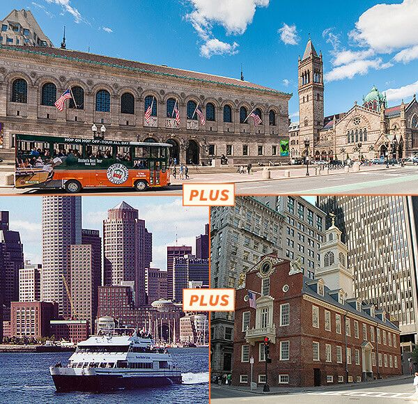 Buy discount tickets online for the 1 Day Old Town Trolley Boston Tour. See the best first and learn about all the famous sites with our sightseeing tour.