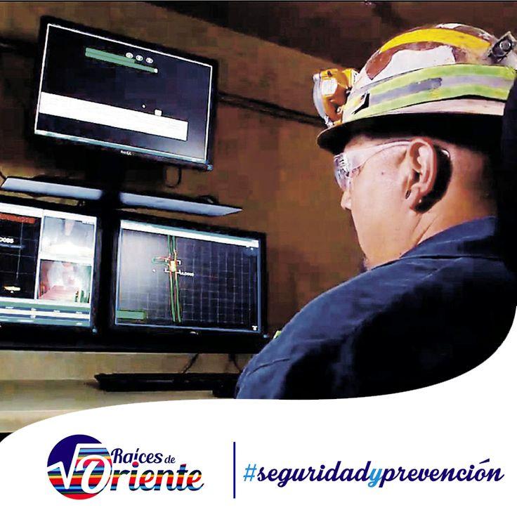 Con el objeto de incrementar la seguridad de las actividades se utilizan sistemas de vigilancia electrónica ante desprendimiento de rocas y fisuras de tensión, un compromiso de las empresas para salvaguardar la vida de sus trabajadores.