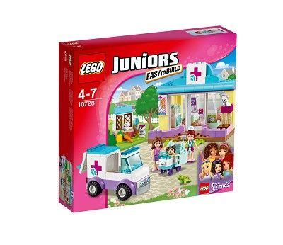 LEGO Junior, Mias dyreklinikk
