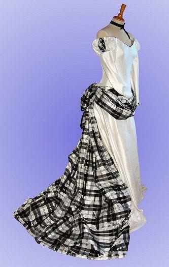 135 best images about plaid dresses on pinterest for Scottish wedding guest dress