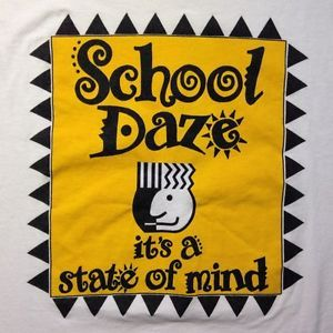 Vintage 1980's School Daze movie t-shirt, Spike Lee afrocentric musical film in Clothing, Shoes & Accessories, Vintage, Unisex & T-Shirts | eBay