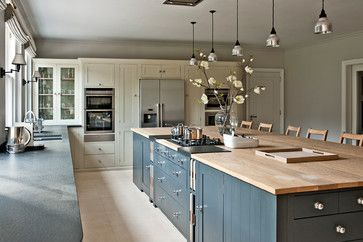 Radlett Family Home - contemporary - Kitchen - South West - Sims Hilditch