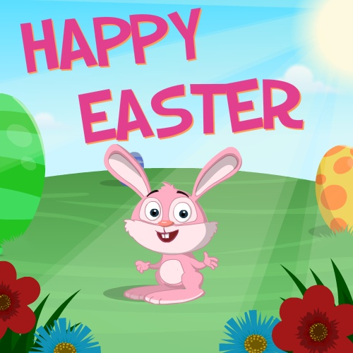Happy Easter!   Felices Pascuas!
