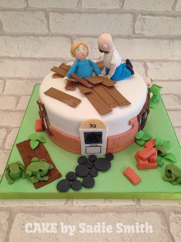 New Home Cake Http Www Cakebysadiesmith Co Uk
