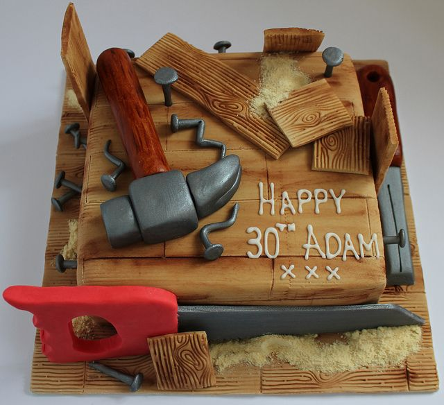 22 Best Woodworking Cakes Images On Pinterest Conch Fritters