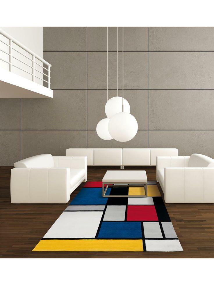 http://www.benuta.de/teppich-coloured-cubes-multicolor.html  Lebhaft und farbenfroh - der Arte Espina Coloured Cubes überzeugt durch kräftige Farben und ansprechende Muster. Die Teppiche der Coloured Cubes Kollektion sorgen für ein angenehmes Wohnerlebnis. Aufgrund des Materials ist dieser Teppich besonders pflegeleicht und beständig. Trotzdem verfügt der Teppich über einen wunderbar weiche Struktur.