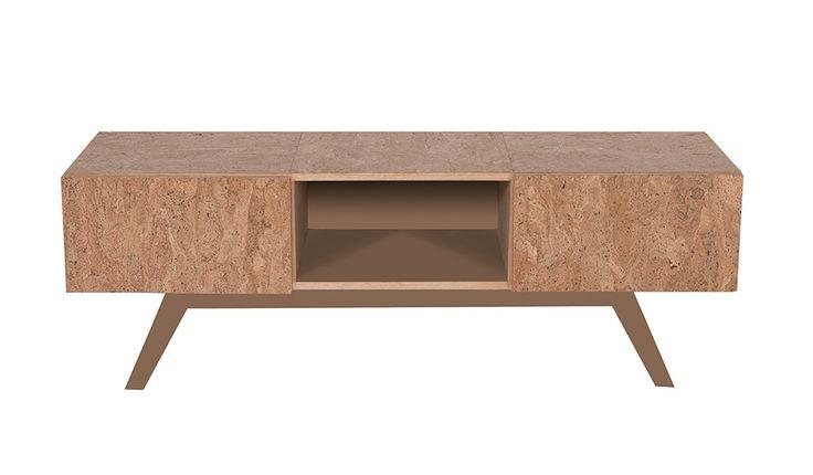 Cork Sideboard by Creative Cork | MONOQI