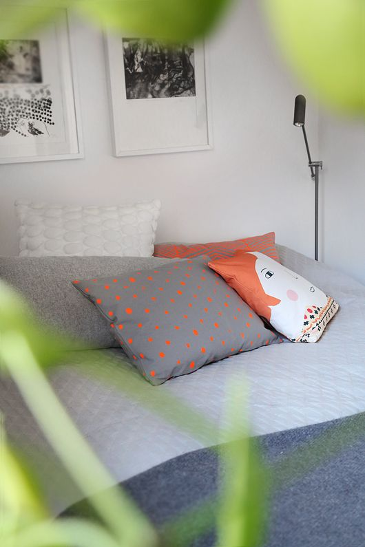neon pillows