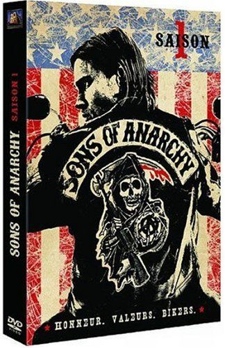 Amazon.fr - Sons of Anarchy, saison 1 - Charlie Hunnam, Katey Sagal, Mark Boone Junior, Kim Coates, Tommy Flanagan, Johnny Lewis, Maggie Siff, Ron Perlman, plusieurs : DVD & Blu-ray