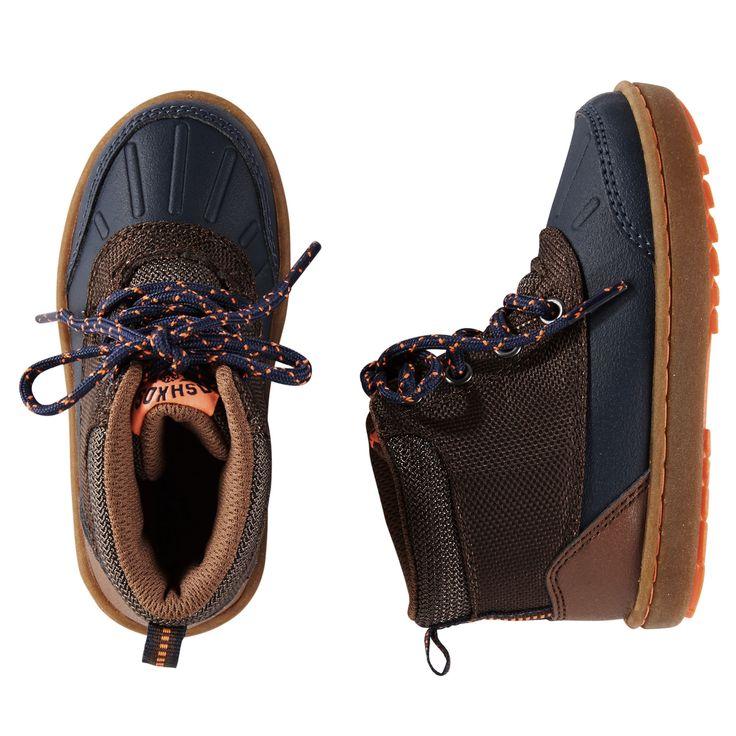 ohhh my goshkosh.   Toddler Boy OshKosh Duck Boots | OshKosh.com