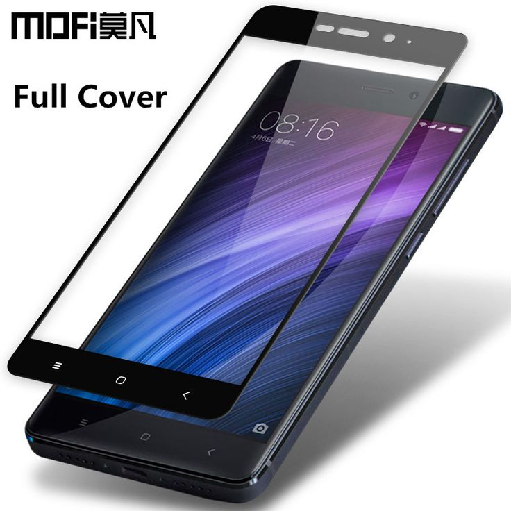 Screen Protectors MOFi Redmi 4 pro glass tempered 2.5D full cover tempered glass Xiaomi Redmi 4 pro prime screen protector Redmi 4 prime glass *** This is an AliExpress affiliate pin.  Click the image to find out more on AliExpress website