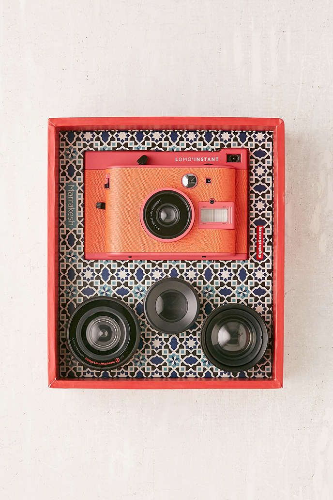 Lomography LomoInstant Marrakesh Edition Camera - Urban Outfitters