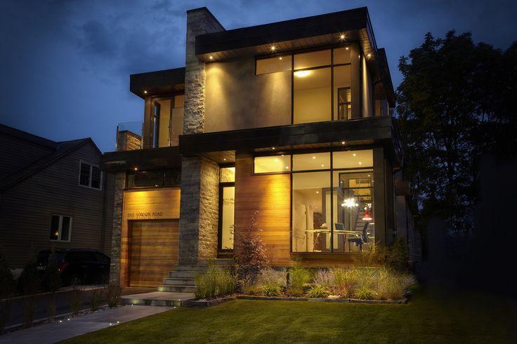 93 De Vere Gardens – Renderings - Epic Designs Inc. – Custom Home Designs –  Toronto, Canada